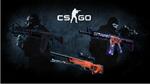 CS:GO - Случайное AWP или AK или M4A1 - СКИДКИ,БОНУС