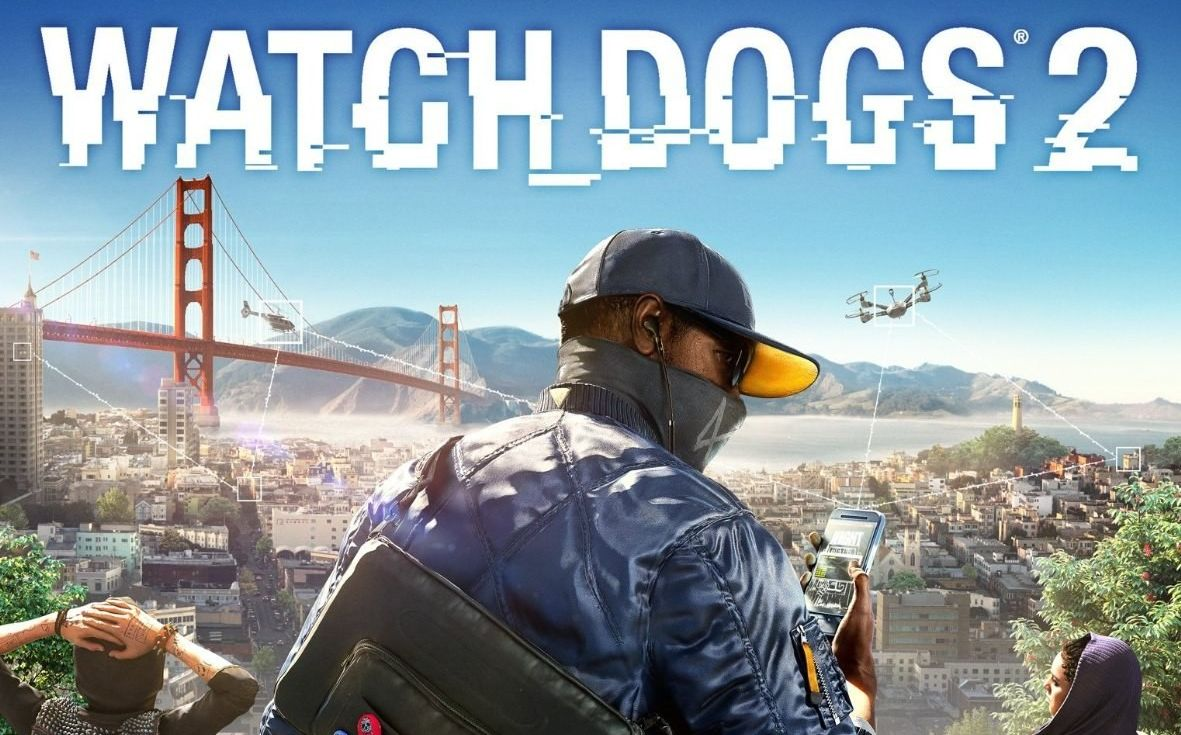 Watch Dogs 2  (Uplay Key) Official  KEY