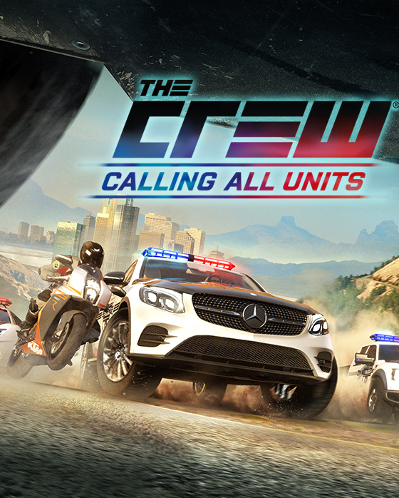 The Crew. Calling All Units + DLC Uplay