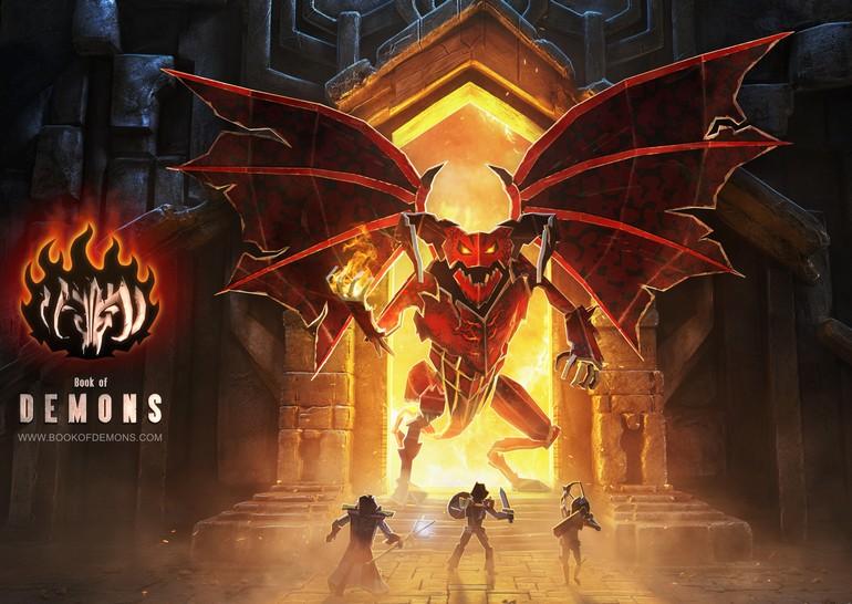 Book of Demons Ru Steam KEY 2019