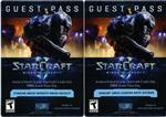 Starcraft 2 II EURO - European guest key. Discounts