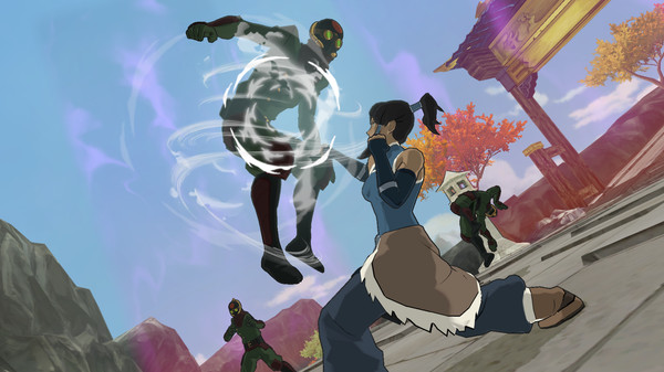 The Legend of Korra (Steam Gift | RoW | Region Free)