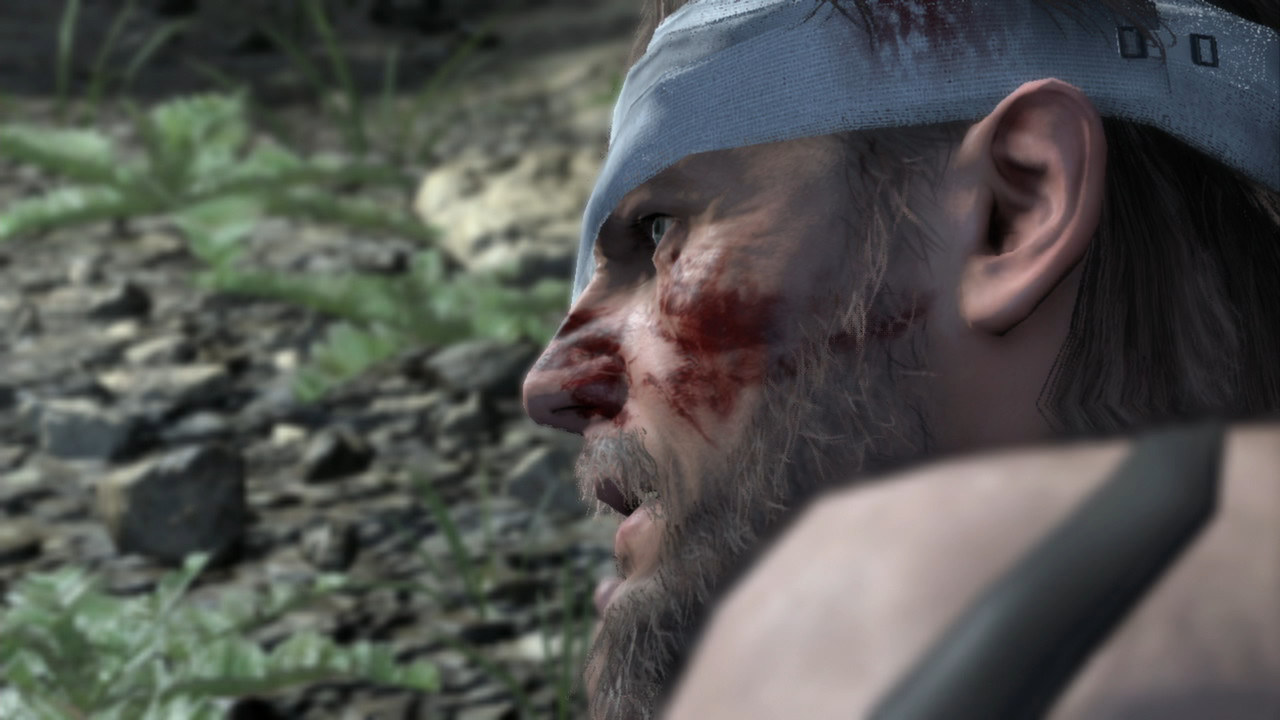 METAL GEAR SOLID V: THE PHANTOM PAIN (Steam Gift / ROW)
