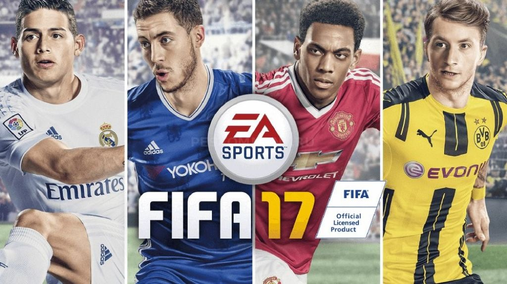 Fifa 17 (RU/PL/Key/Origin)