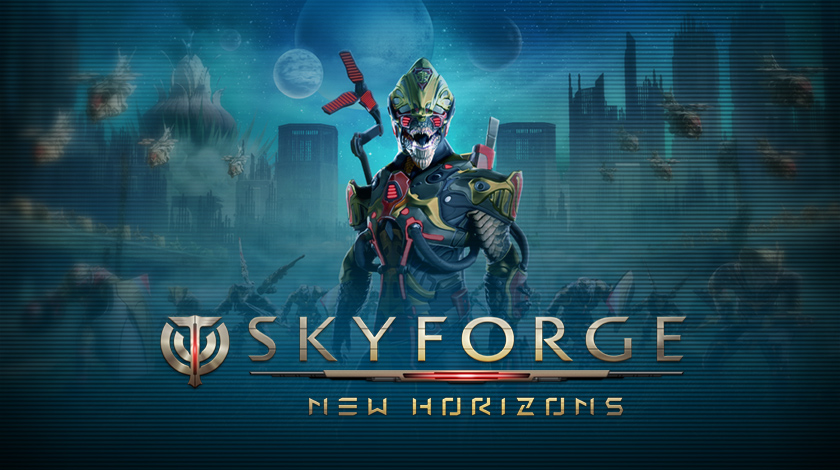 Skyforge Mechanoid Invasion Pack PREMIUM CODE