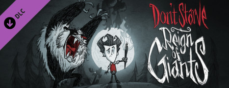 Dont Starve: Reign of Giants Steam Gift | RoW