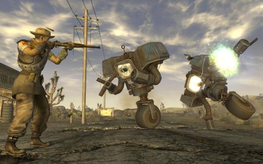 Fallout: New Vegas Steam Gift - Region Russia