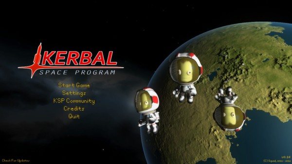 Kerbal Space Program (Steam Gift / RU CIS) Russia and CIS