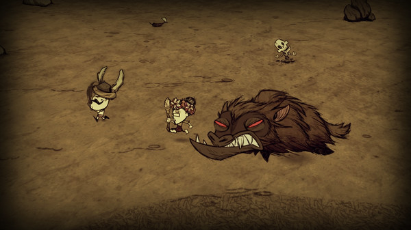 Dont Starve Together Frontier Pack Steam Gift (RU/CIS)