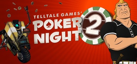 Poker Night 2 (Steam Key / Region Free)
