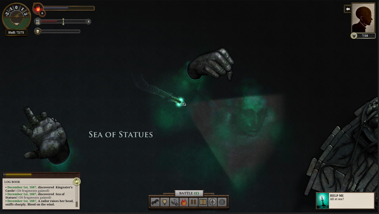 SUNLESS SEA (Steam Gift / RU CIS) РФ и СНГ