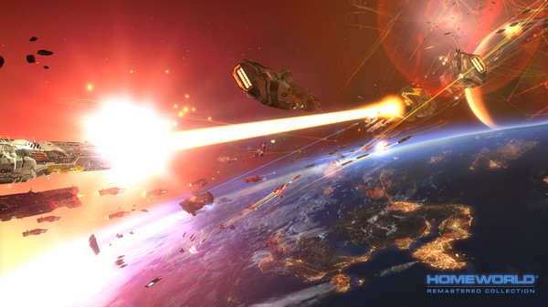 Homeworld Remastered Collection (Steam Gift | RoW)