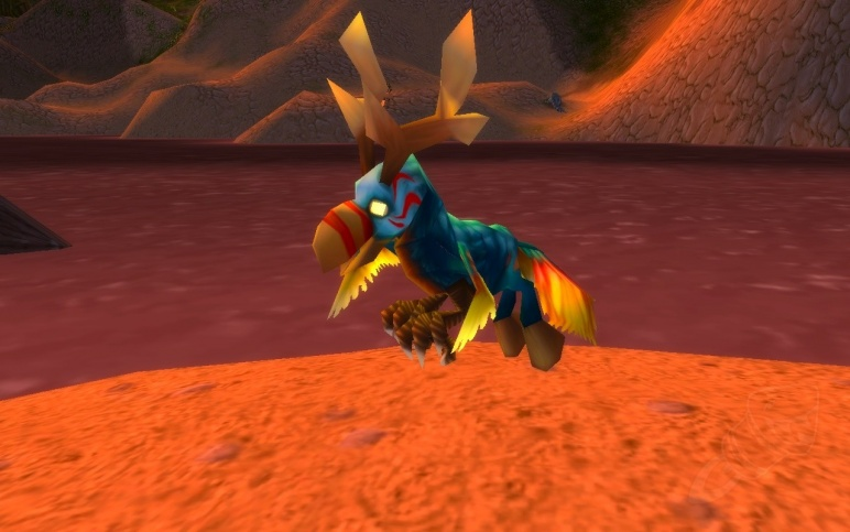 Hatchling Hippogryph (Hippogryph Hatchling)
