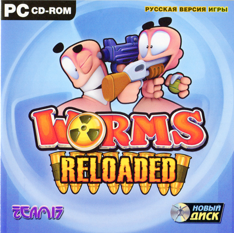 Worms Reloaded (Steam/Scan) +БОНУС