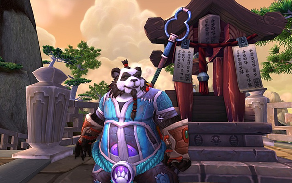 WORLD OF WARCRAFT: Mists of Pandaria (RU). ПРЕДЗАКАЗ