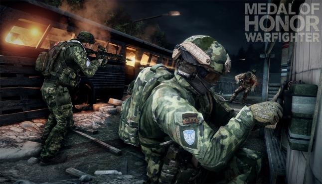 Medal of Honor Warfighter LE + BF4Beta