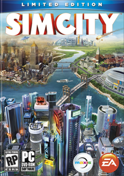 SimCity (2013 / Origin) + DISCOUNTS Region Free