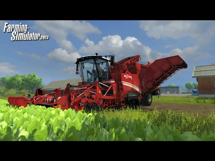 FARMING SIMULATOR 2013 (Scan) + СКИДКИ