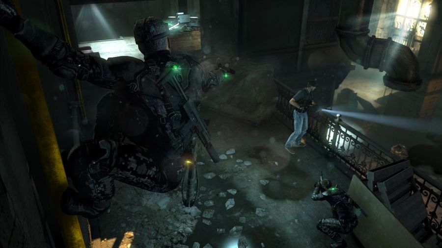 Splinter Cell: Blacklist Standard (Photo/UPLAY)+ПОДАРОК
