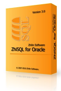 ZhiSQL for Oracle 3