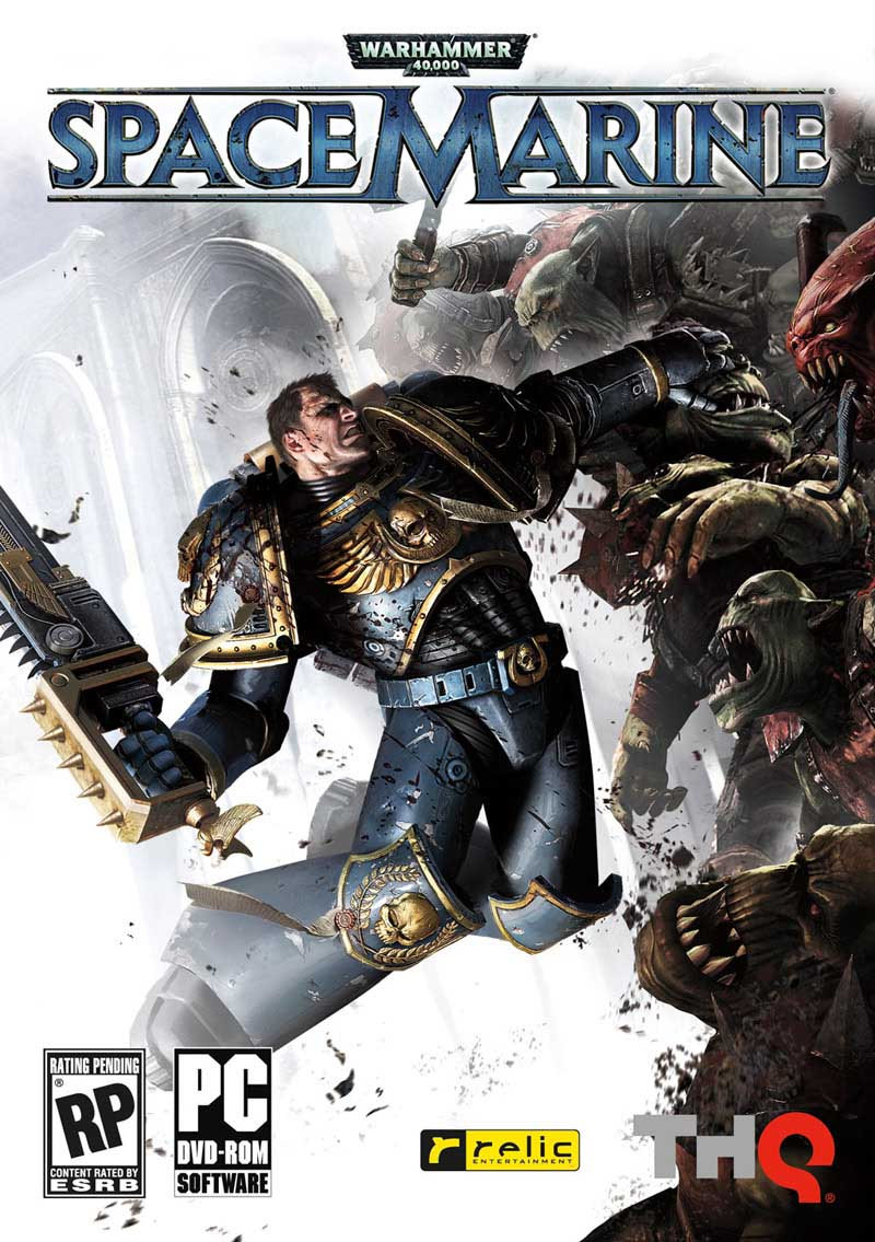 Warhammer 40.000: Space Marine (Steam key) Region Free