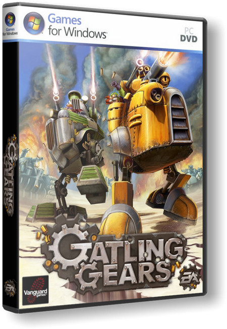 Gatling Gears (activation key from EA) Region Free