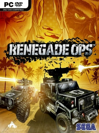Renegade Ops (activation key) Discounts, Region Free