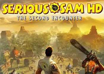 Serious Sam HD: The Second Encounter RegFree + Gift