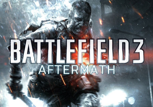 Battlefield 3: Aftermath RU / EU (Origin) + Gift