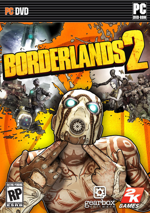 Borderlands 2 (Steam) EU, Region Free, Discounts + Gift