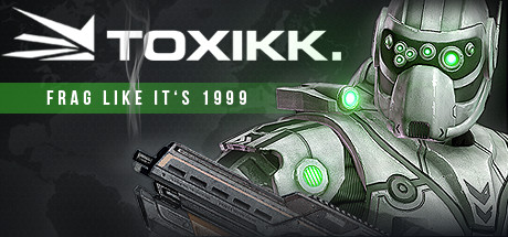 TOXIKK (Steam Gift, Region Free)