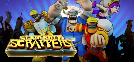 Slam Bolt Scrappers (Steam ключ) Region Free