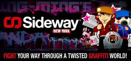 Sideway™ New York (Steam ключ) Region Free