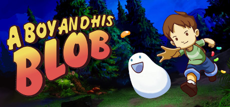 A Boy and His Blob (Steam ключ) Region Free