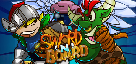 Sword ´N´ Board (Steam ключ) Region Free