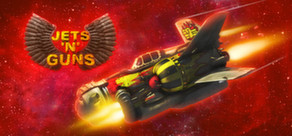 Jets'n'Guns Gold (Steam game) (JetsnGuns)