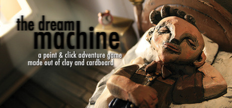 The Dream Machine: Chapter 1 - 4 (Steam игра)