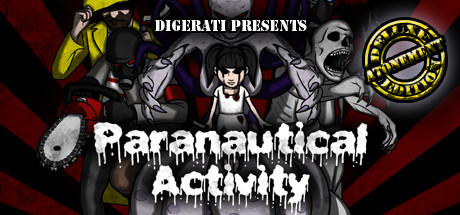 Paranautical Activity: Deluxe Atonement Edition (Steam)