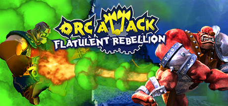 Orc Attack: Flatulent Rebellion (Steam ключ) Region Fre