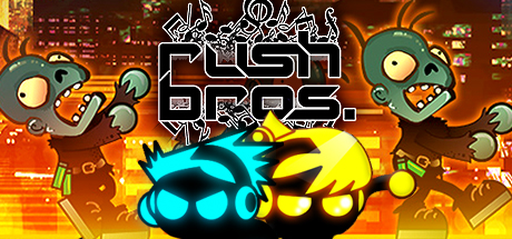 Rush Bros (Steam ключ) Region Free