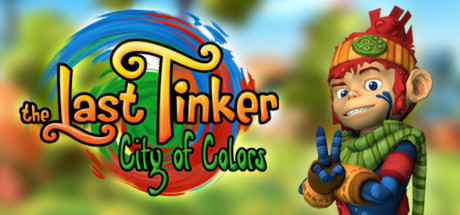 The Last Tinker™: City of Colors (Steam ключ)