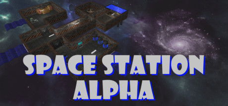 Space Station Alpha (Steam ключ) Region Free