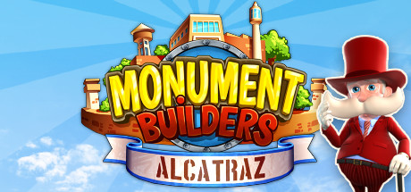 Monument Builders - Alcatraz (Steam ключ) Region Free