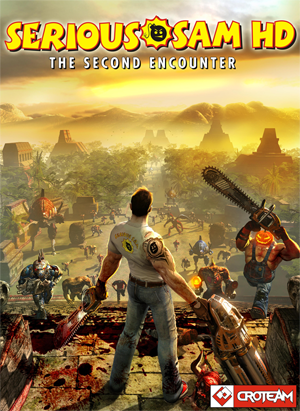 Serious Sam HD: The Second Encounter (CD-KEY / STEAM)