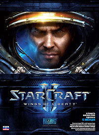 StarCraft 2 Wings of Liberty безлимит RU + СКИДКИ