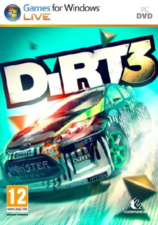 Colin McRae DiRT 3 Foto Windows Live Worldwide discounts