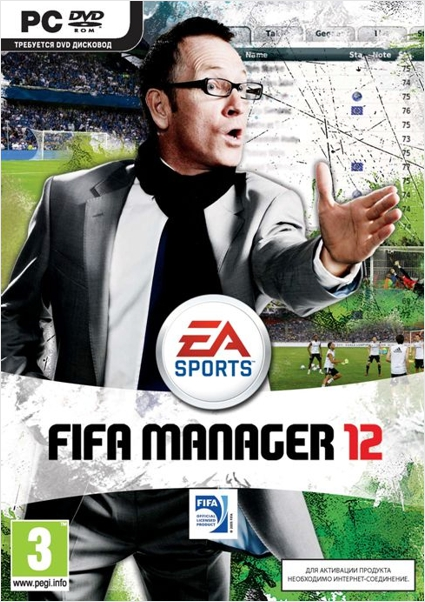 FIFA Manager 12 CD KEY Region Free Origin