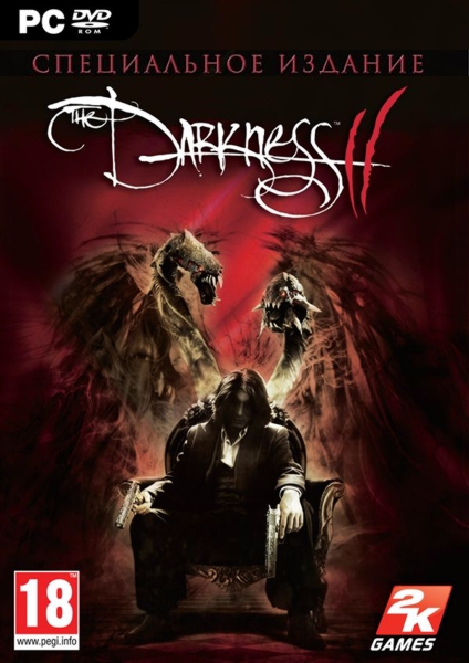 The Darkness 2 Limmited Edition | Steam CD Keys