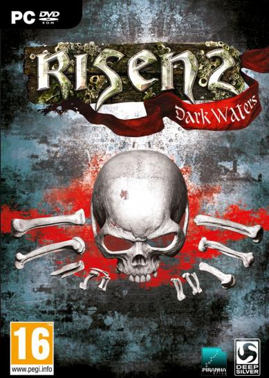 Risen 2: Dark Waters CD KEY