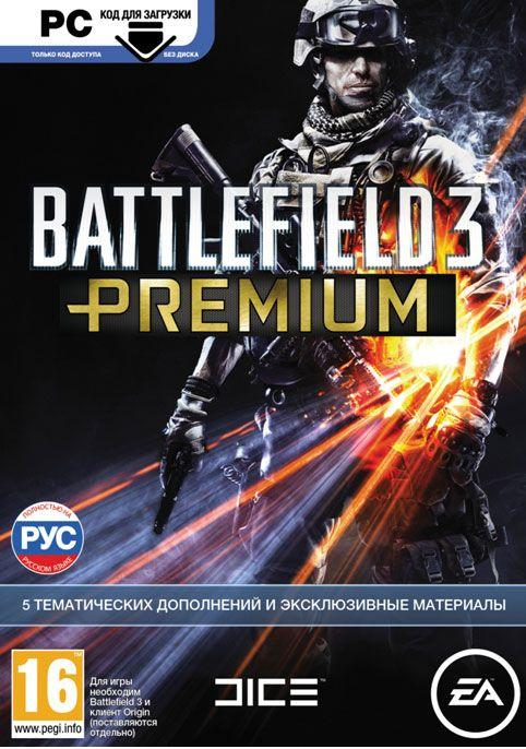 Battlefield 3 PREMIUM (RU / EU) + END GAME + DISCOUNT